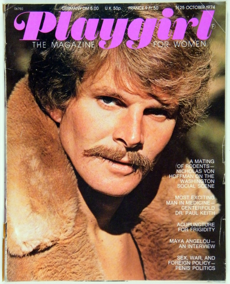 Playgirl, USA, 1974, Nr. 10, lieferbar